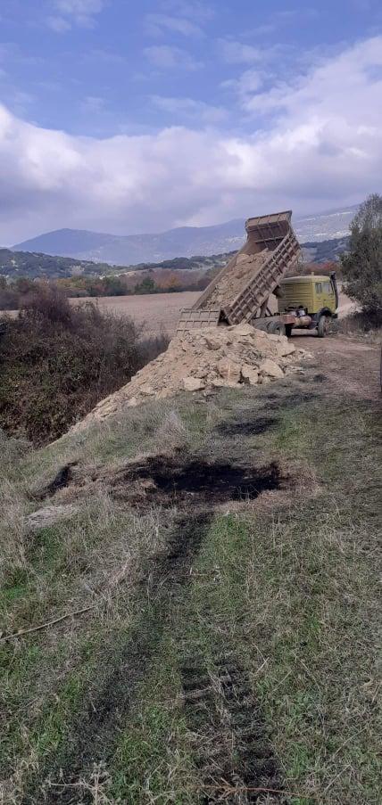 fragmata421 - Αποκατάσταση φραγμάτων σε Κρυόβρυση και Κοκκινοπηλό από το Δήμο Ελασσόνας