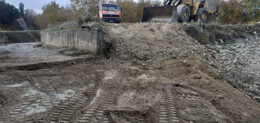fragmata618 - Αποκατάσταση φραγμάτων σε Κρυόβρυση και Κοκκινοπηλό από το Δήμο Ελασσόνας