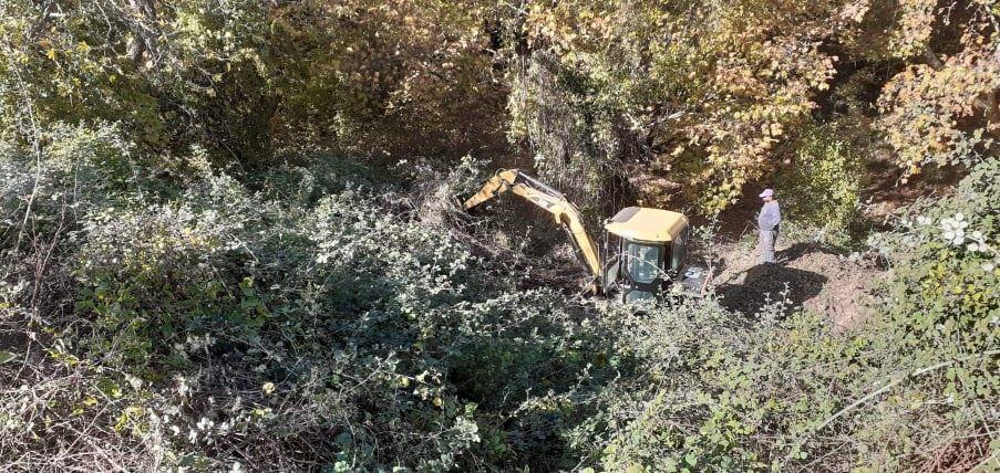fragmata729 - Αποκατάσταση φραγμάτων σε Κρυόβρυση και Κοκκινοπηλό από το Δήμο Ελασσόνας